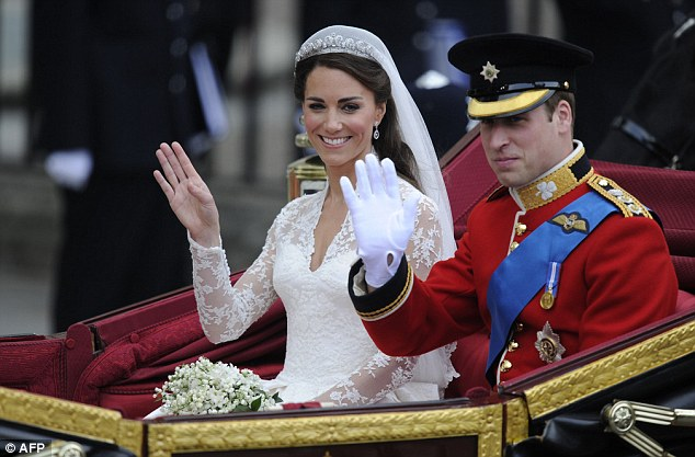 Wedding of Prince William and Kate Middleton Became The Hit Of Twitter