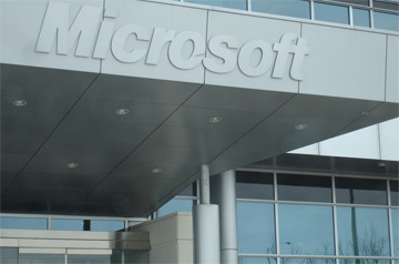 Microsoft says Windows sales drop because of competition with tablets