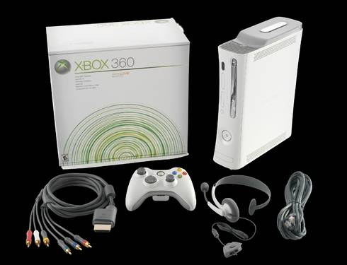 Gamers in Europe go to the Xbox 360