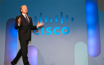 Cisco Systems fired from 4 to 5 thousand