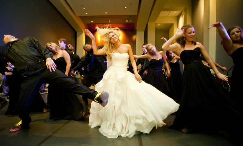 How to organise a perfect wedding party in a month?