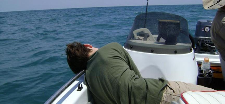 How to avoid seasickness on summer holiday