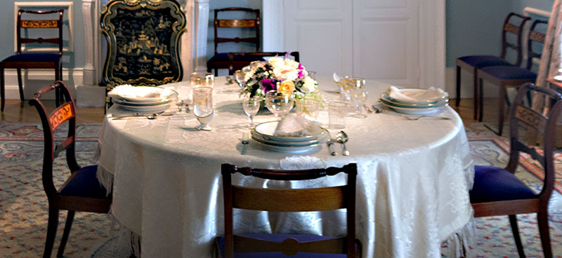 August 4 ... & A table layout for dinner party. What are the main steps to a ...