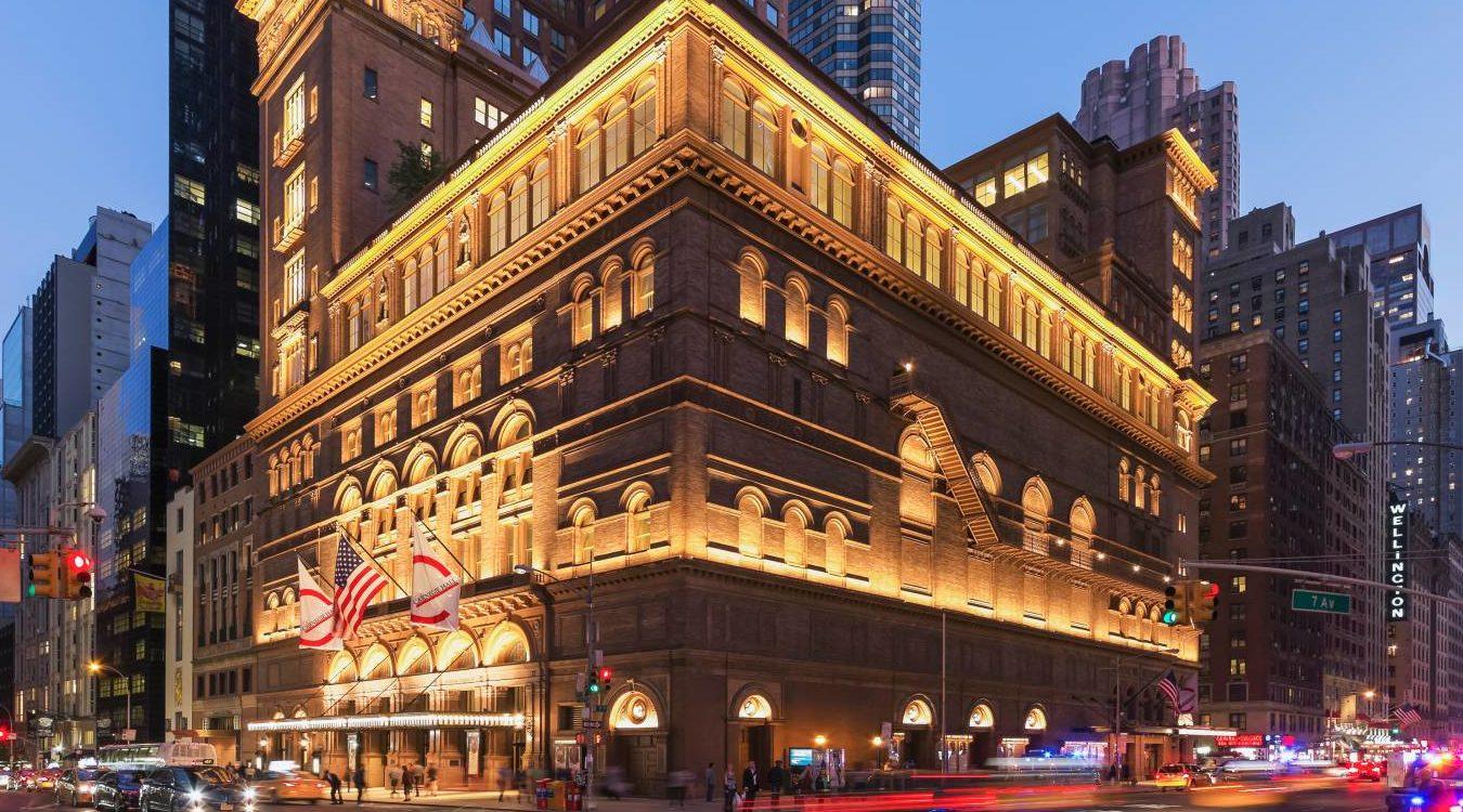 Top 5 restaurants near the Carnegie Hall in New York