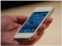 White iPhone 4 disappeared from Apple's website