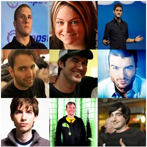The list of one hundred of successful entrepreneurs contained the names of 10 people, whose activities are directly linked to the Internet.