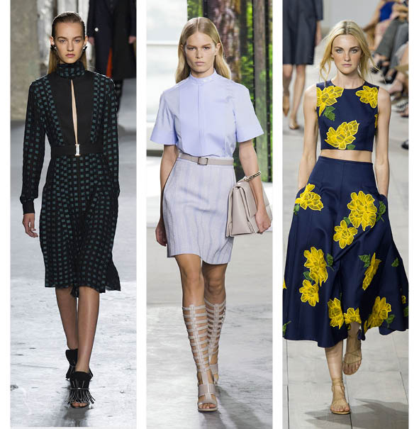 Hugo Boss: women images of spring-summer 2015. What are ...