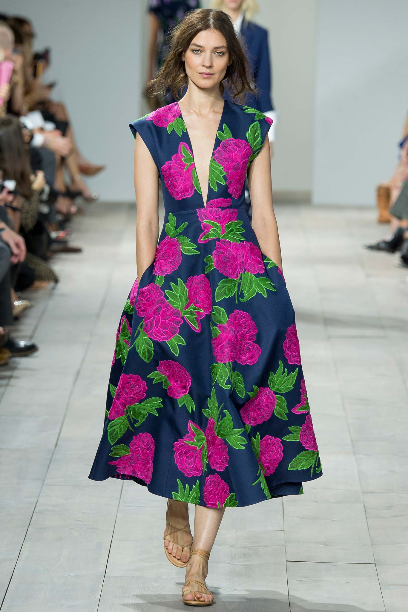 Review Of The Collection Of Michael Kors Spring Summer 2015 What