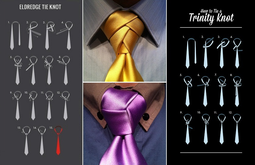 How To Tie The Trinity Knot Step By Video Instructions New