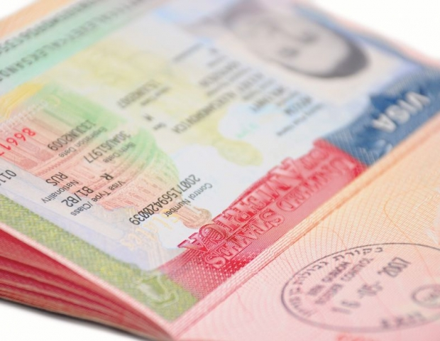 What documents are needed for a USA visa for Ukrainians