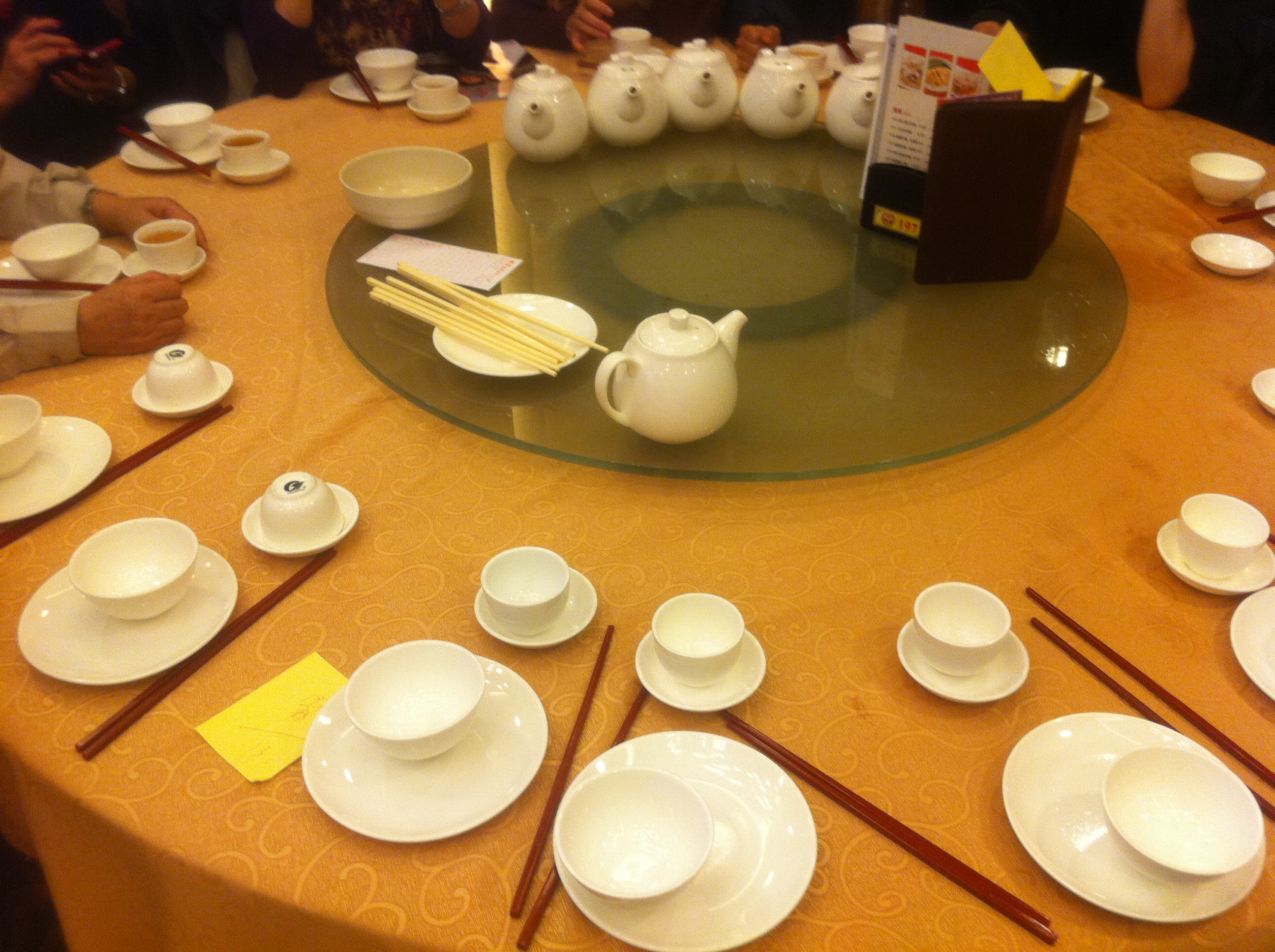 Chinese Etiquette And Rules Of Behavior At The Table New