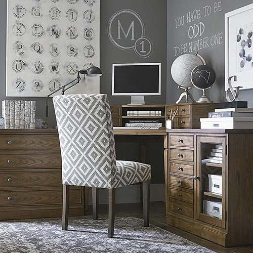 How To Arrange Furniture In A Small Office Home Office