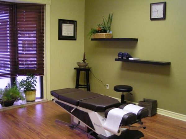 How to plan medical office design layout for Chiropractic office layout