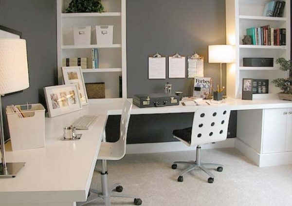 ideas of modern design of a small office | new york blog. ny