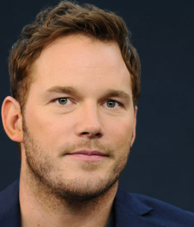 "LONDON, UNITED KINGDOM - JULY 25: Chris Pratt attends the Meet the FilmMakers event for ""Guardians of the Galacy"" on July 25, 2014 in London, England. (Photo by Stuart C. Wilson/Getty Images)"