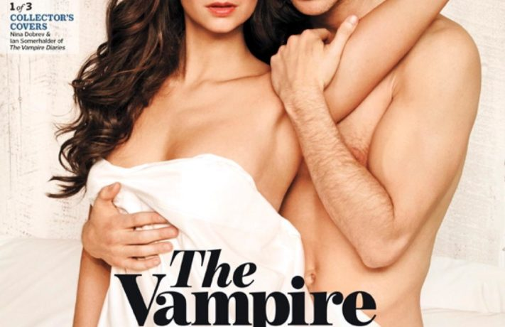 ian somerhalder and nina dobrev interview about dating men