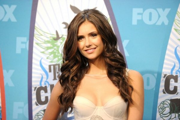 UNIVERSAL CITY, CA - AUGUST 08: Honoree Nina Dobrev poses in press room during the 2010 Teen Choice Awards at Gibson Amphitheatre on August 8, 2010 in Universal City, California. (Photo by Jason Merritt/Getty Images)